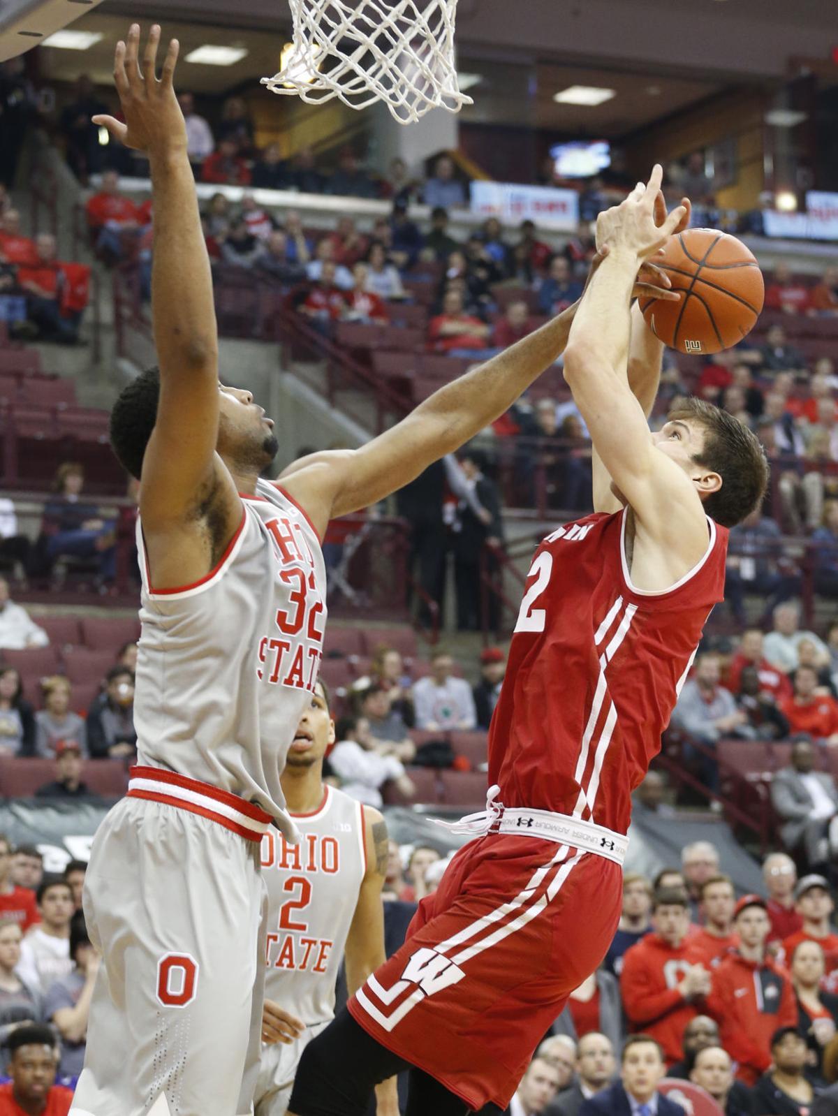Wisconsin Ohio St Basketball