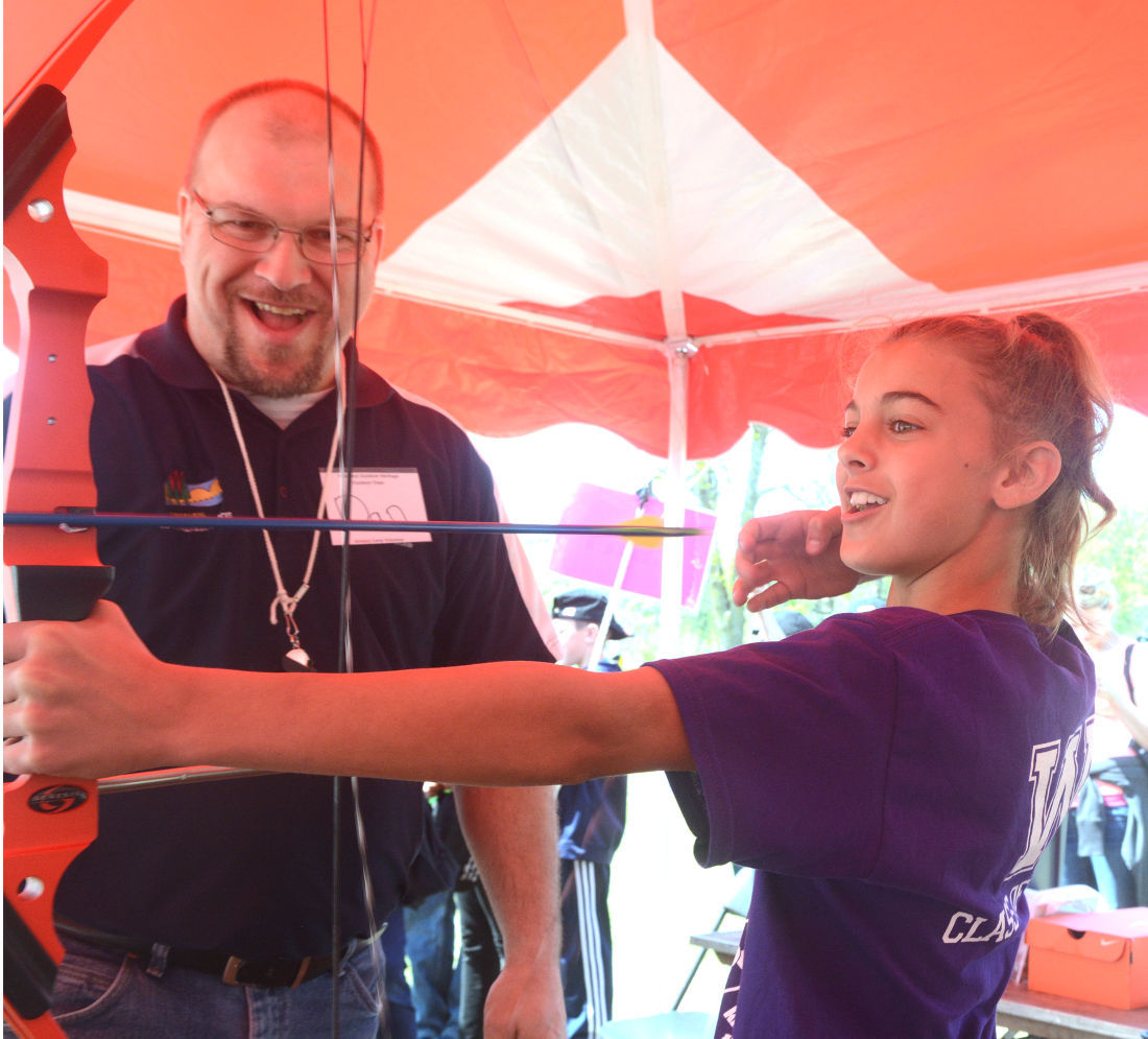 MacKenzie Expo archery