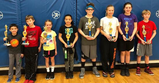 Optimists announce basketball contest winners