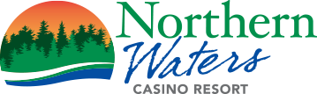 Northern Waters Casino Resort logo