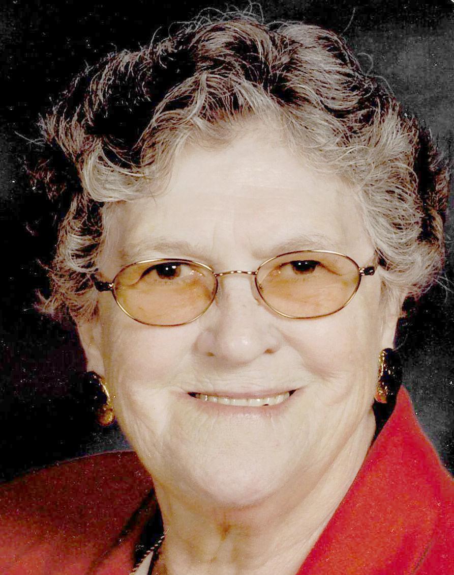 Geraldine Knapton