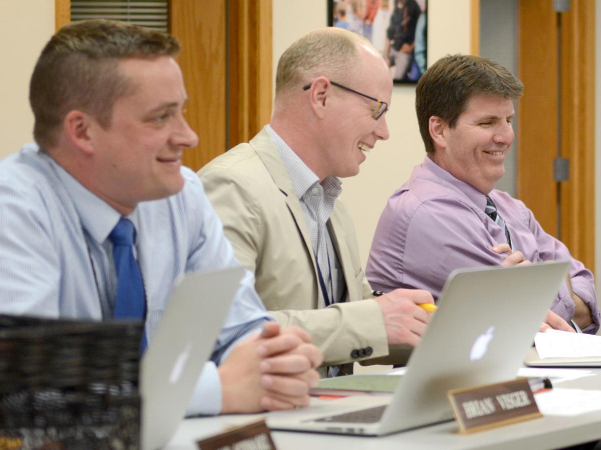 School leaders discuss plan