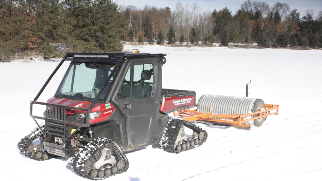 Snowmobilers stand to benefit from Wisconsin River bridge in Sauk Prairie