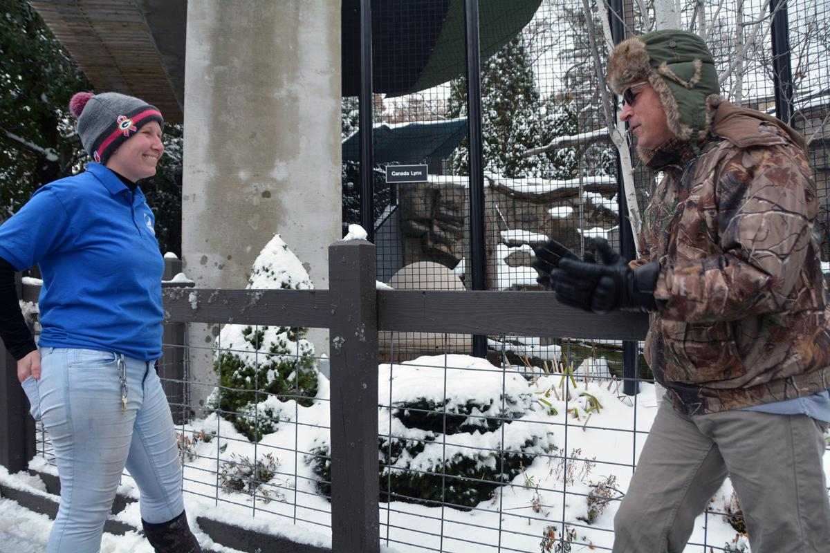 Oschner Zoo docents