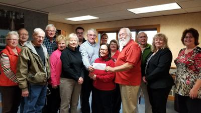 Class of 1968 donates to pavilion project