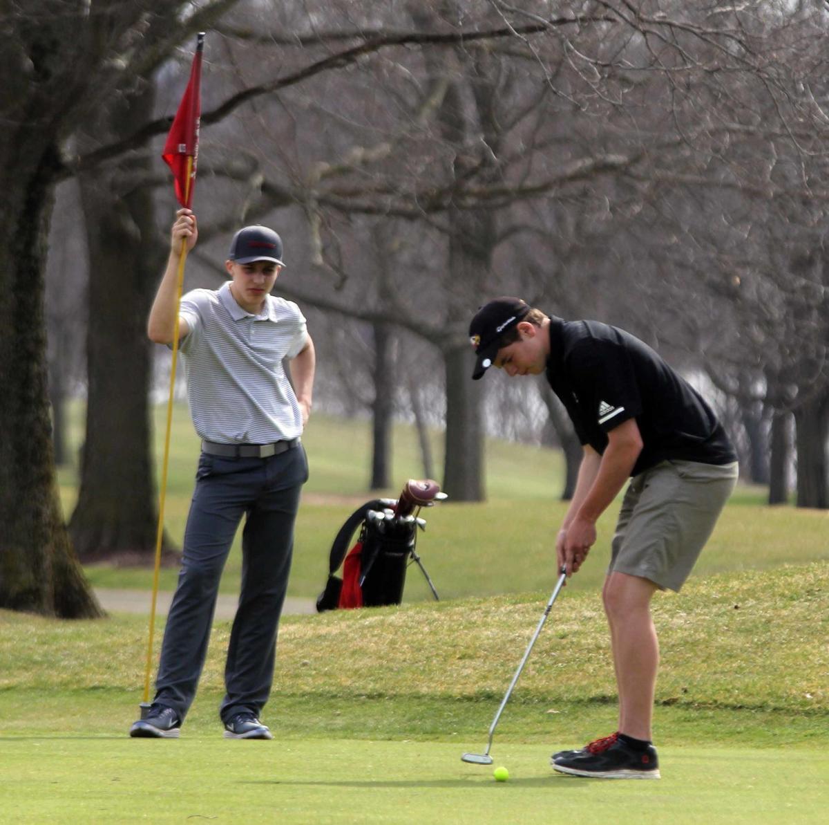 Sauk Prairie golf