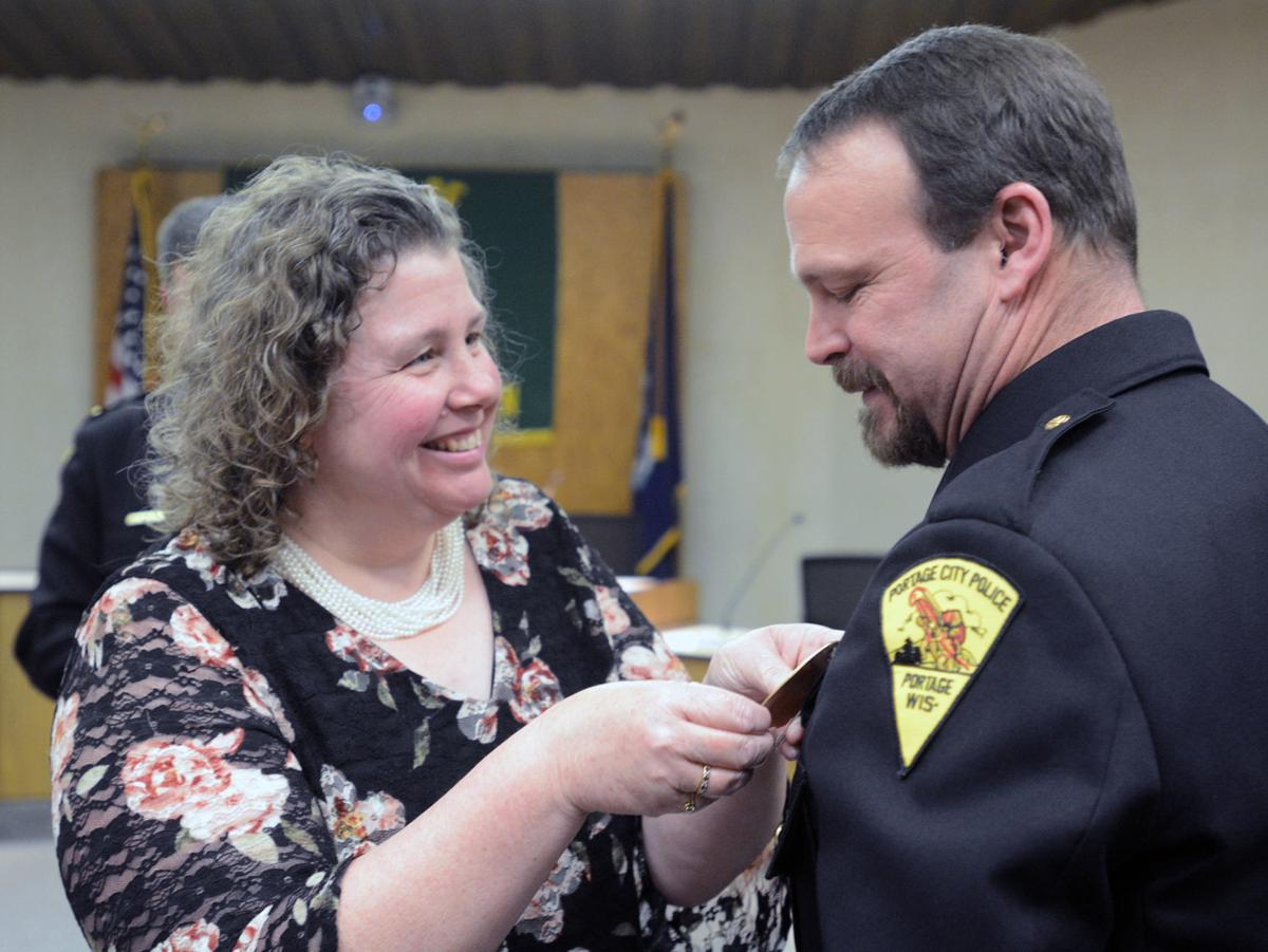 New Portage Police assistant chief