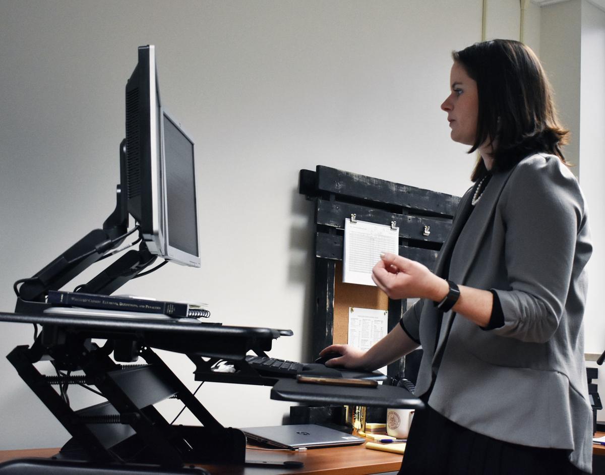 DA Eagon in office (copy)