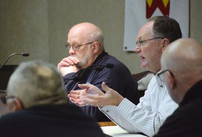 Portage Common Council Mark Hahn