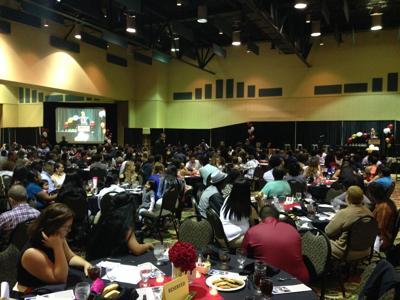 PEOPLE program banquet