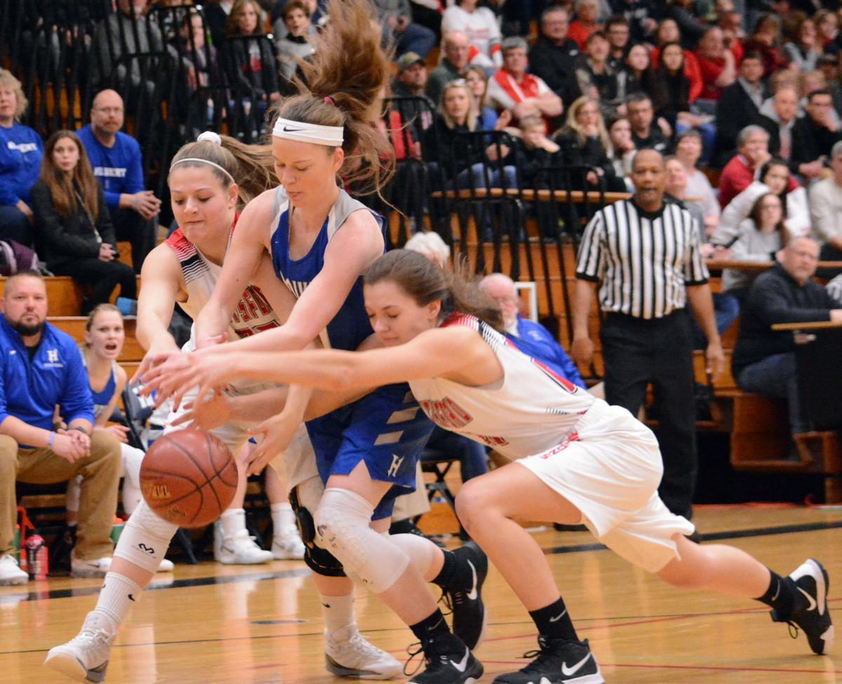 official photos 09981 485d1 GIRLS HOOPS: Hilbert ends Hustisford's season with 43-32 ...