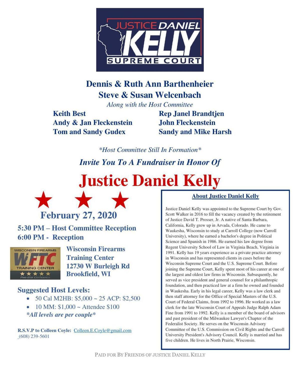 Kelly invite