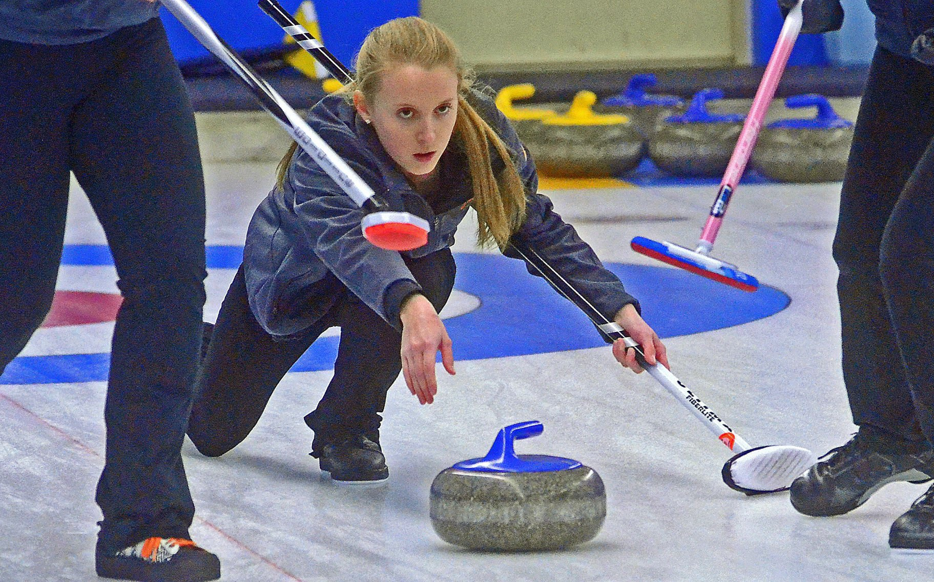 is curling a sport essay One of the great upcoming sports in the olympics is the sport of curling write a brief essay on the uses of momentum collisions in curling be sure to - 8701537.