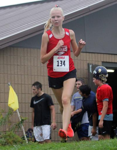 Prep Cross Country Sauk Prairie Finishes In The Top Five At