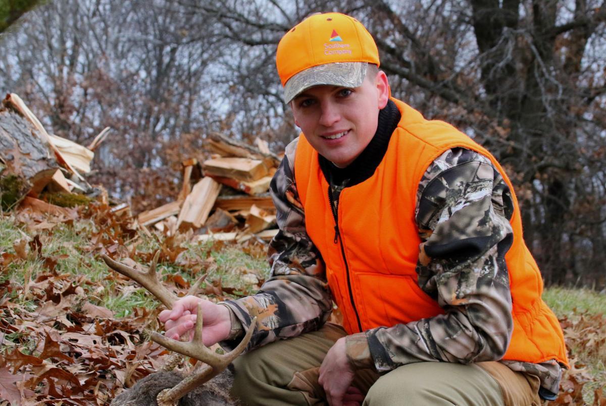 Georgia deer hunter