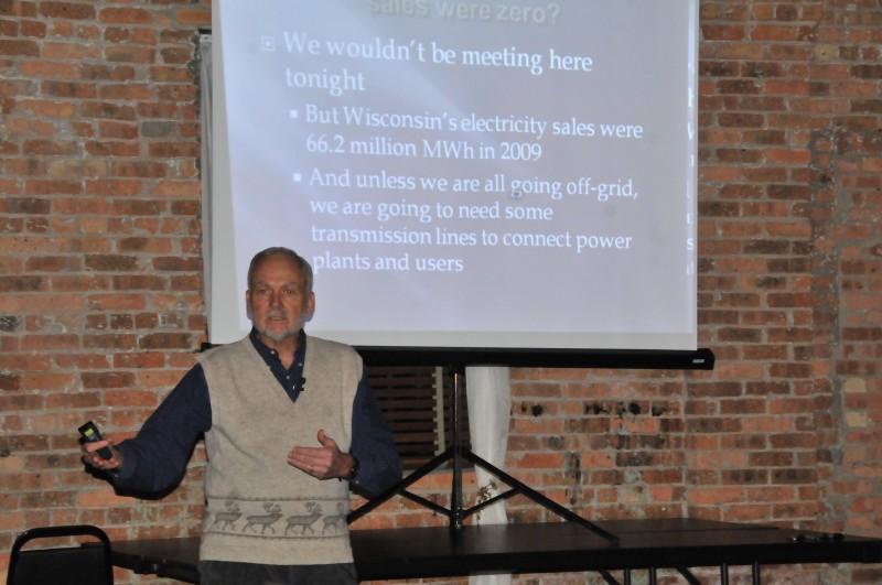 Mark Hanson, energy efficiency expert