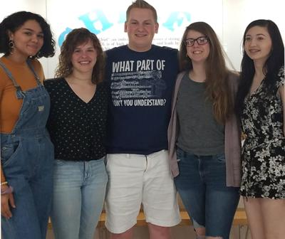 WDHS state solo ensemble performers