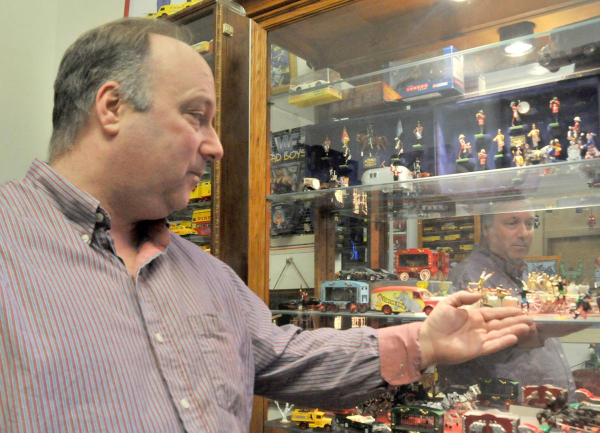 Baraboo Toy Soldier Shop Getting Noticed