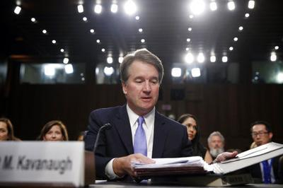 Kavanaugh avoids major missteps, closing 2 days of testimony (copy)
