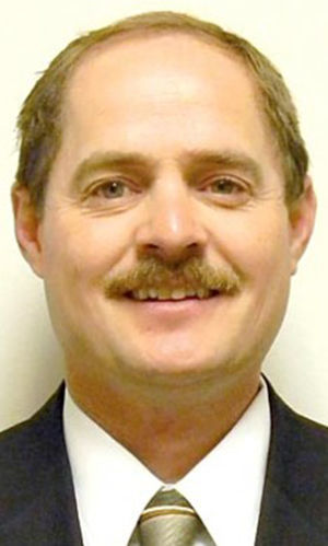 Juneau County Sheriff Brent Oleson