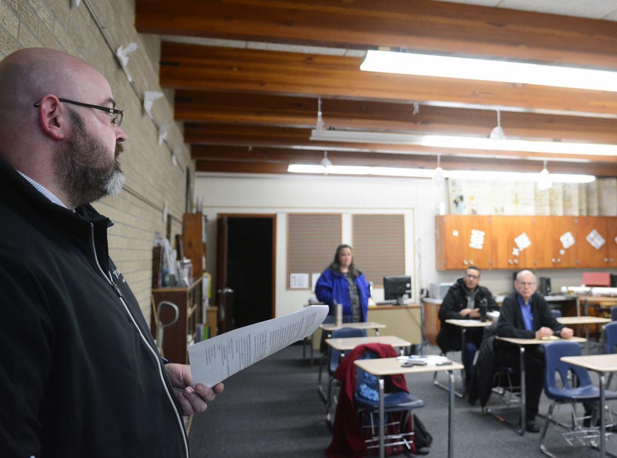 Community Christian School-Travis Anderson