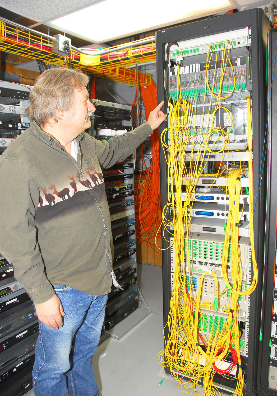 Merrimac Communications President Bart Olson