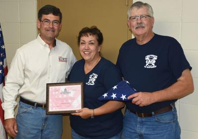 Loganville first responders honored