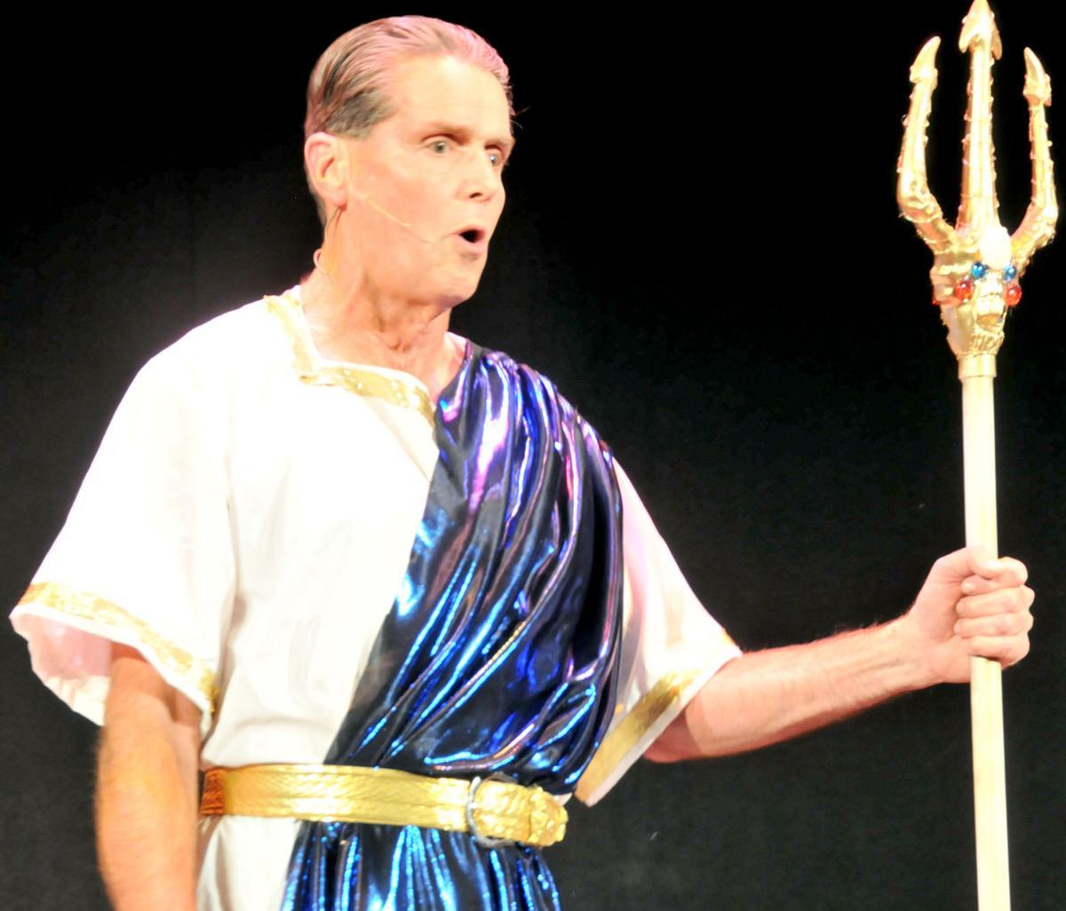Neil Peterson as King Triton