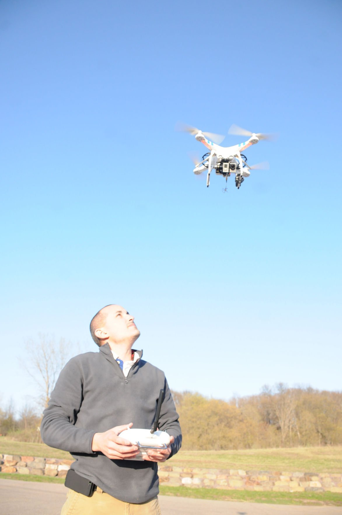 Battle of the drones: Technology creates new opportunities, concerns