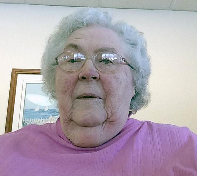 Alice Barrett, 88, Hustler