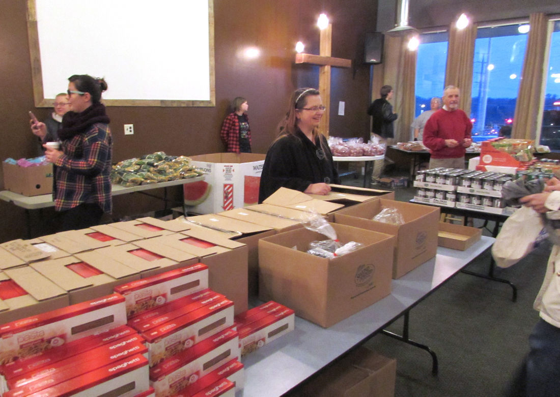 Bridgepoint Mission Opens New Mobile Food Pantry Area News