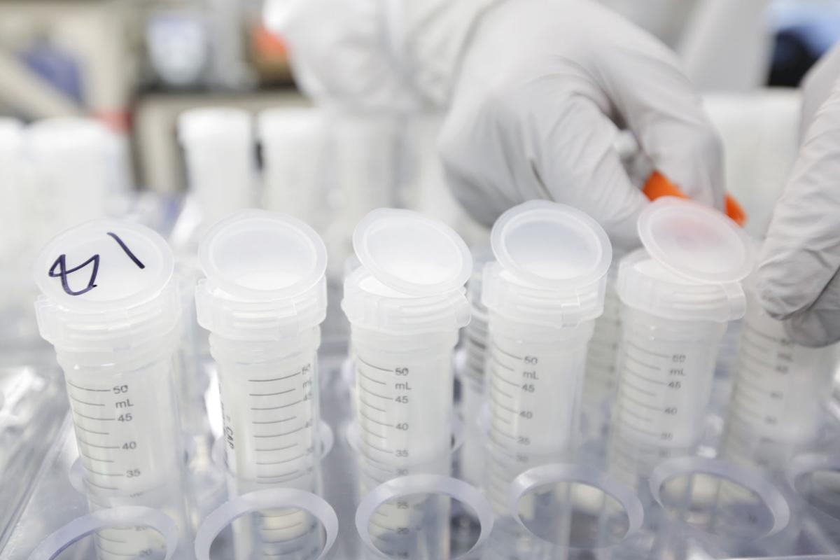 Exact Sciences equipment, State Journal generic file photo