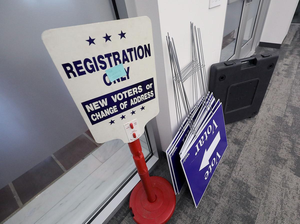 Polling preparations