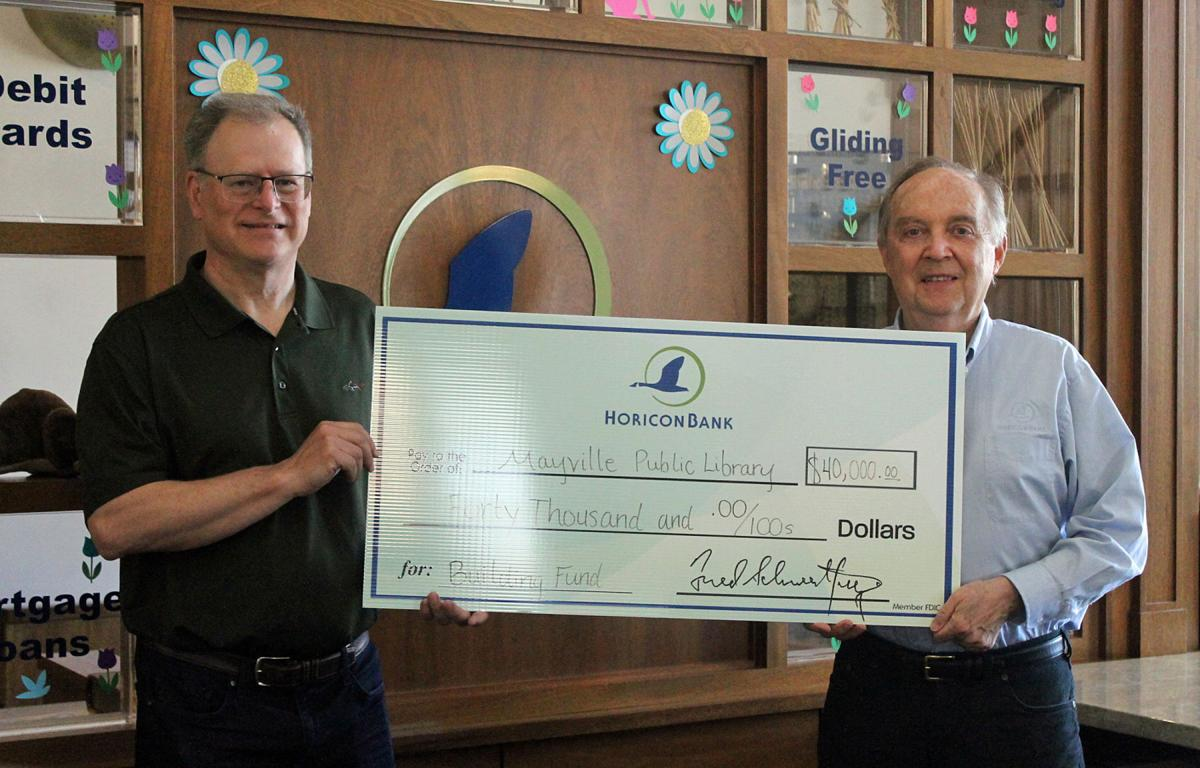 Horicon Bank provides support