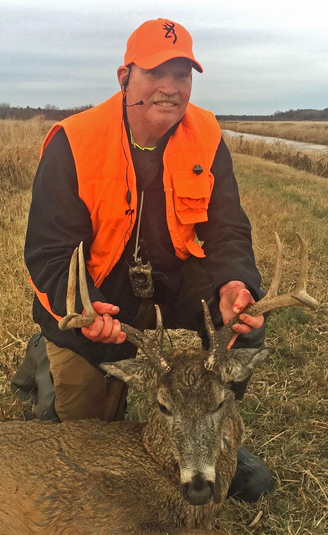 Mike Walters buck