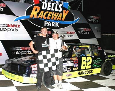 AUTO RACING: Schumann earns repeat in DRP's next-to-last week | Area