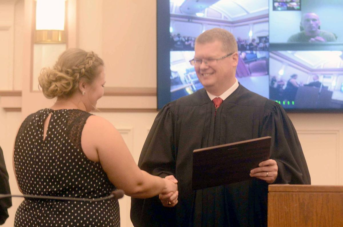 Sauk County's first drug court participants graduate (copy)