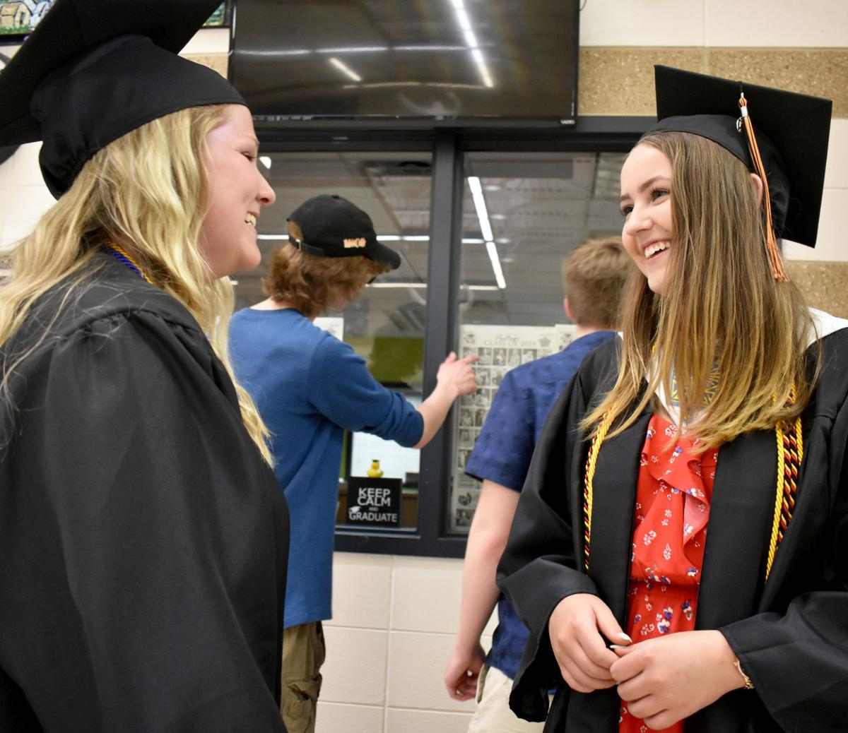 Portage graduation