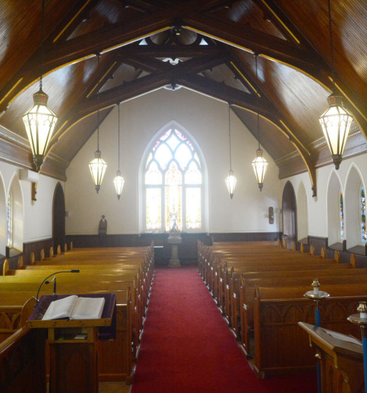 Tour Of Historic Churches Sheds Light On Symbols Within