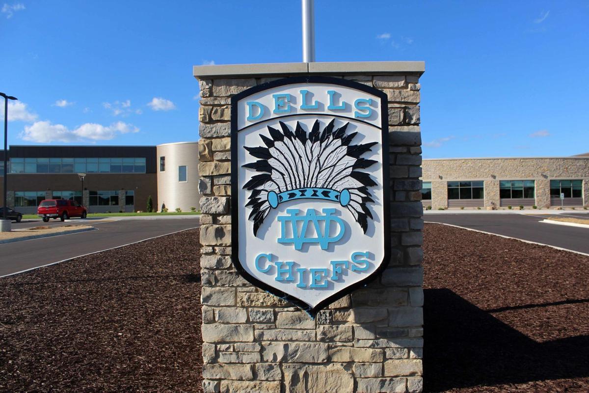Wisconsin Dells High School Outside (copy)