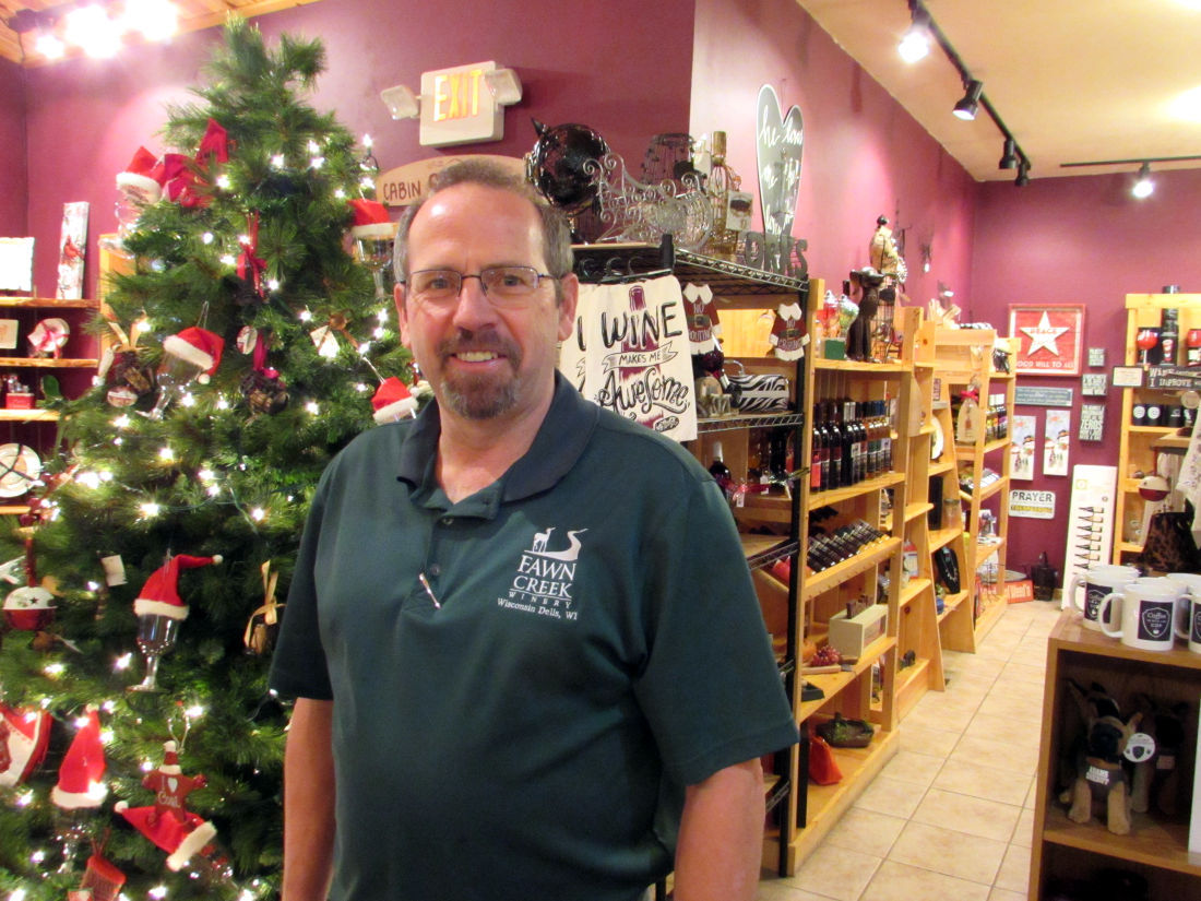 Fawn Creek co-owner Dan Haberkorn
