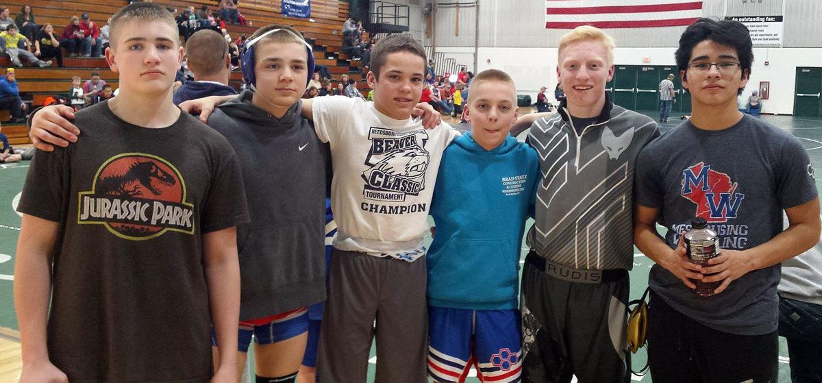 Baraboo youth wrestling