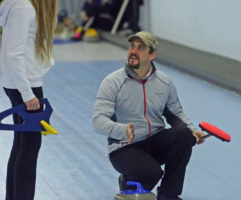Youth Curlers Get Some Elite Instruction Area Sports Wiscnews