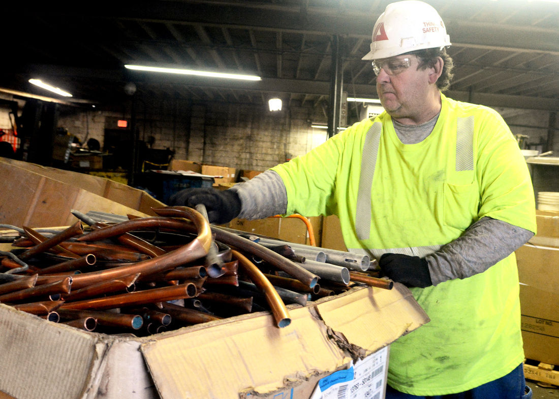 Prices Fall For Recycled Metals Portage Business Closure Unrelated Owner Says Regional News Wiscnews Com