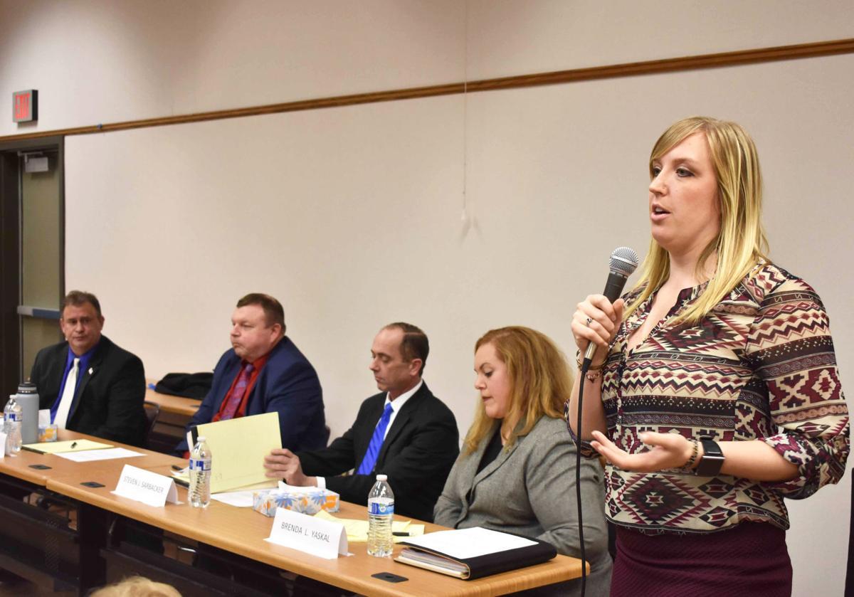 Columbia County Judicial Forum 2018