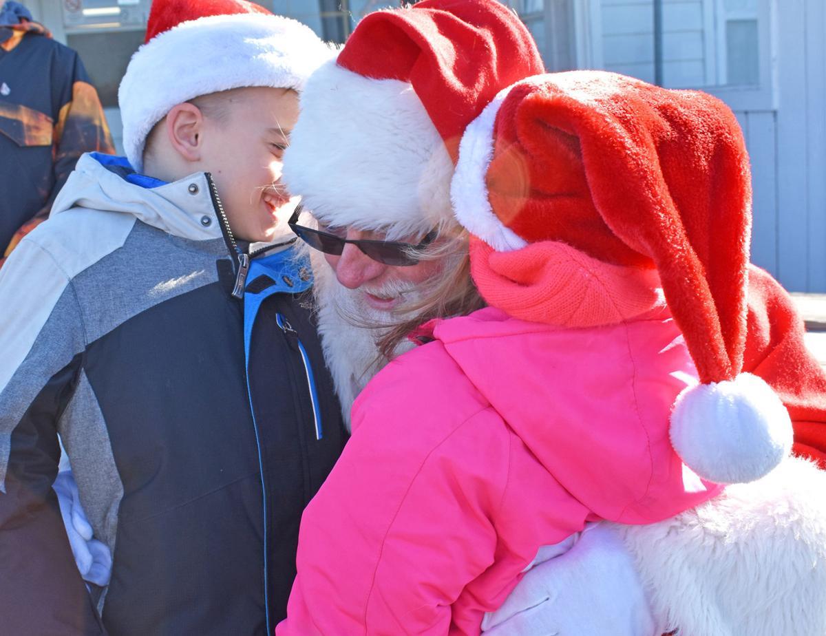Santa whisperers