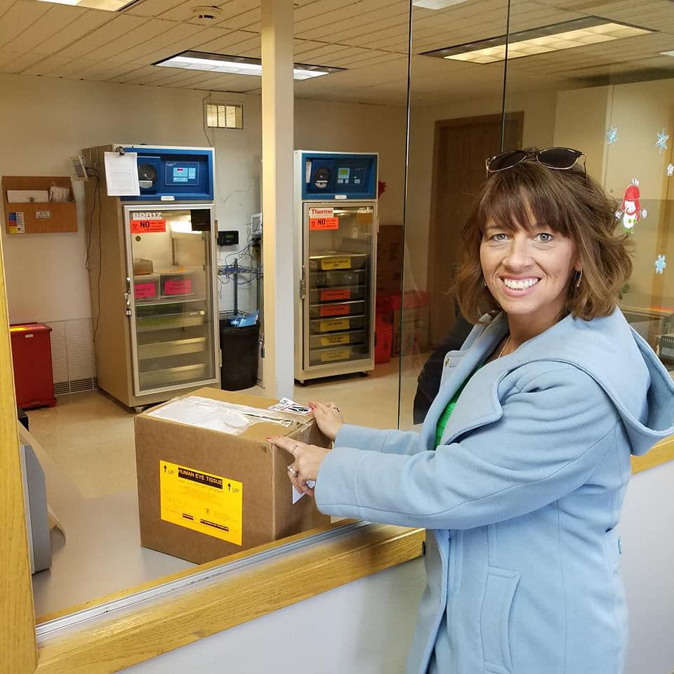 Beaver Dam woman honored for organ donation volunteerism | Regional ...