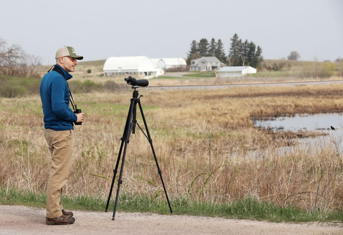 Matt Reetz at Goose Pond