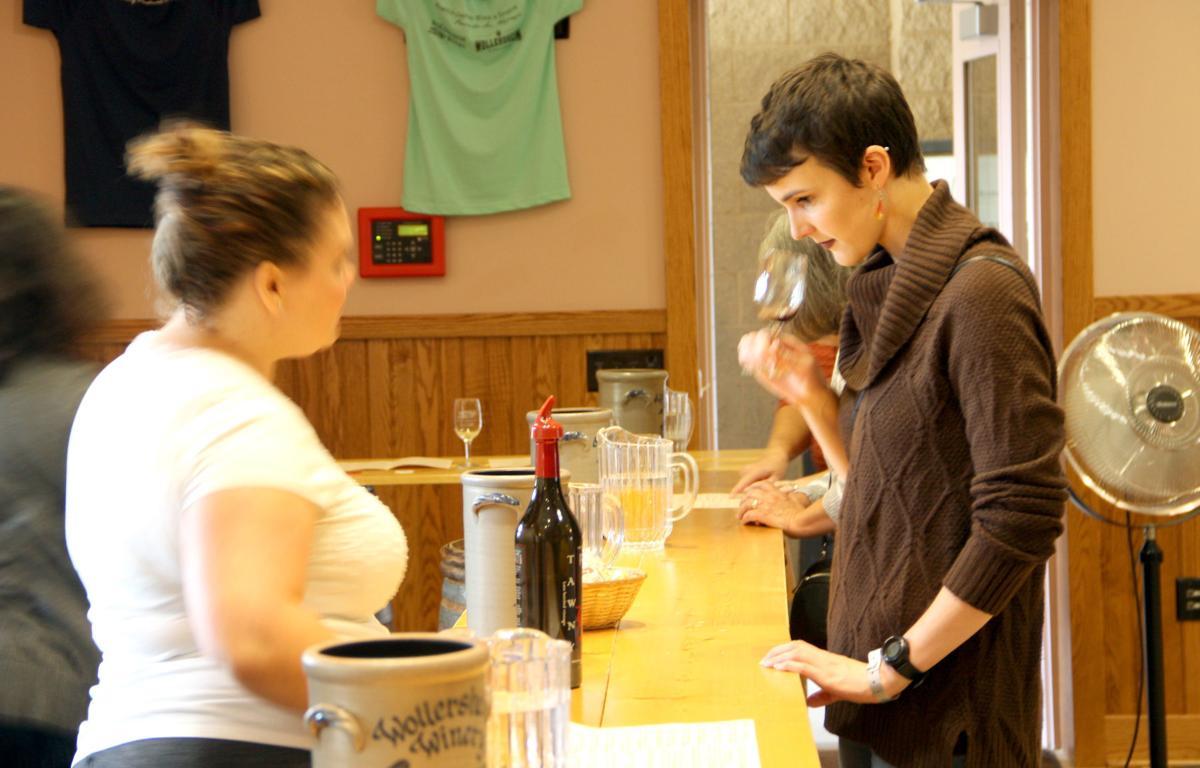 Wollersheim ice wine release