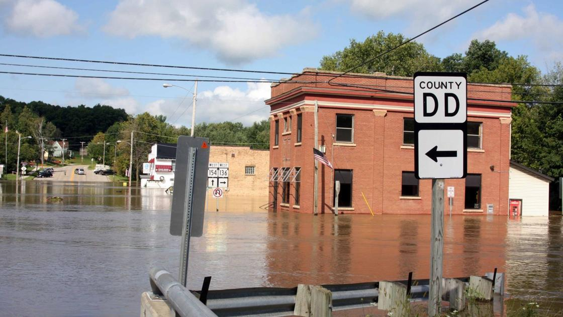 FLOOD OF 2018: See all our coverage of the historic flooding that struck south-central Wisconsin last summer